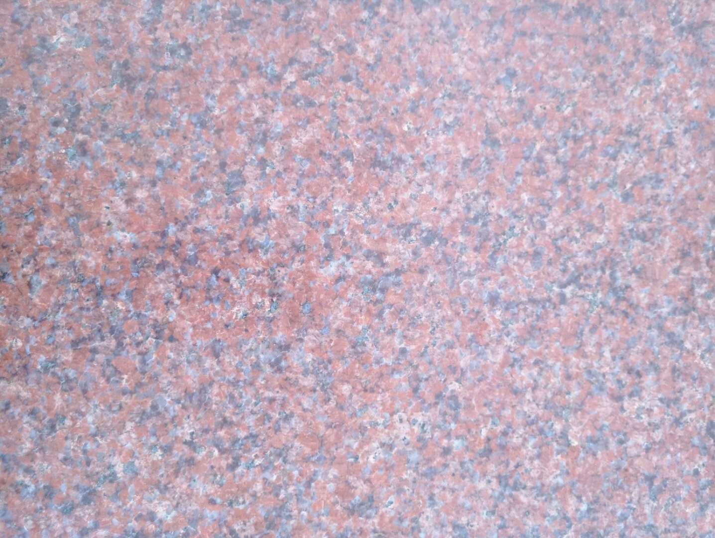 櫻花紅石材光面